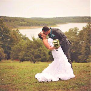 Norfork Lake wedding venue