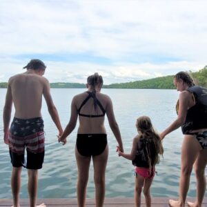 Norfork Lake family vacation
