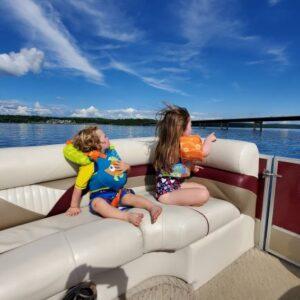 Norfork Lake boating