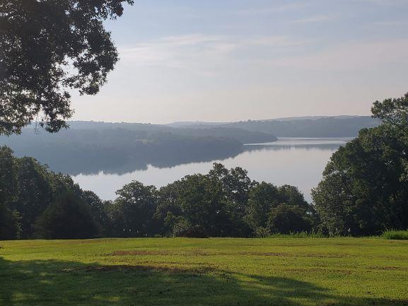 Norfork Lake glass