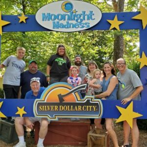 Silver Dollar City family trip